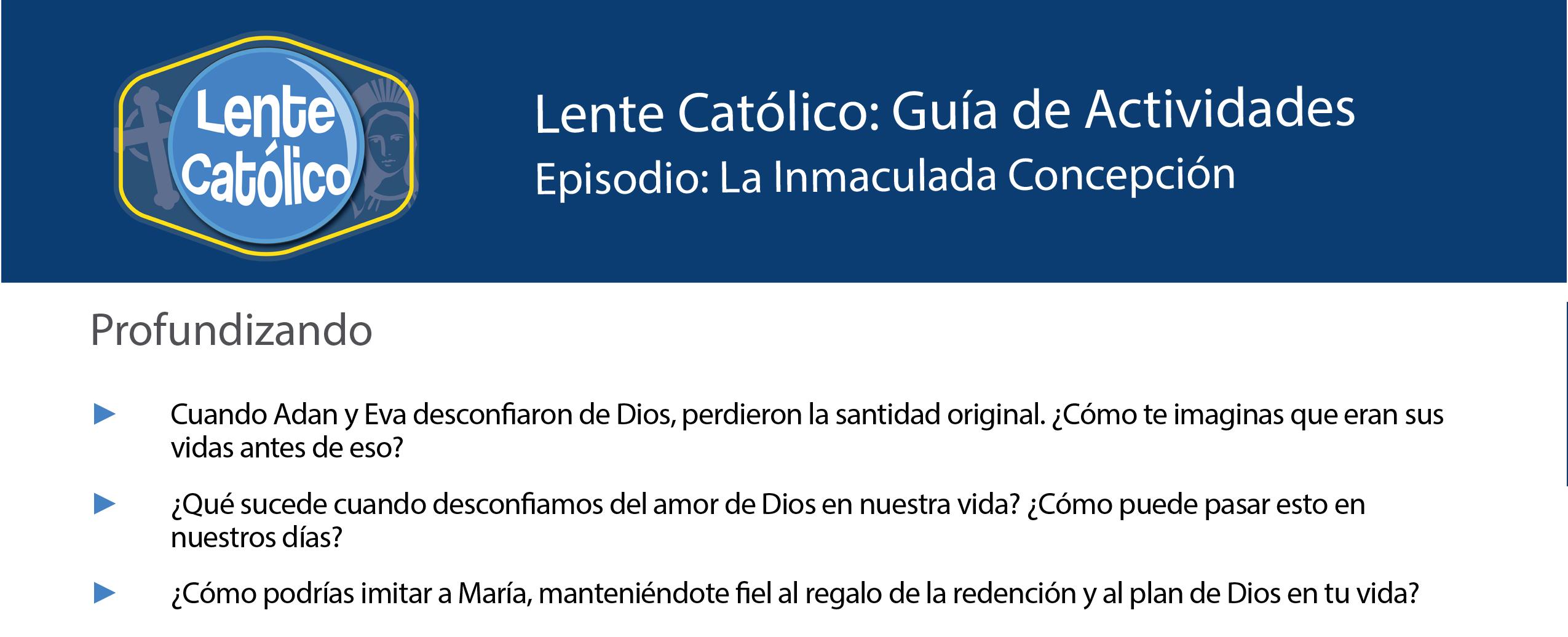 Inmaculada Concepcion Photo Guide